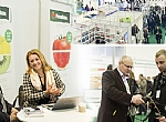 The only trade event in Ukraine that exclusively targets the complete chain of Fresh Produce