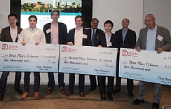 Biofeed Wins 3rd Place in Dongsheng Dao Ventures US-China Entrepreneurship Competition (Enlarge)