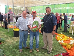 New Watermelon Varieties make Innovate Progress in Latin America (Enlarge)