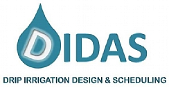 DIDAS - A User-Friendly Program for Assisting Drip Irrigation Design And Scheduling (Enlarge)