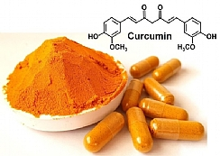 "Curcumin: developing a novel ""green"" food preservative from the old yellow spice (Enlarge)"